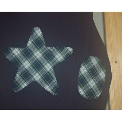 Camiseta Estrella Escocesa