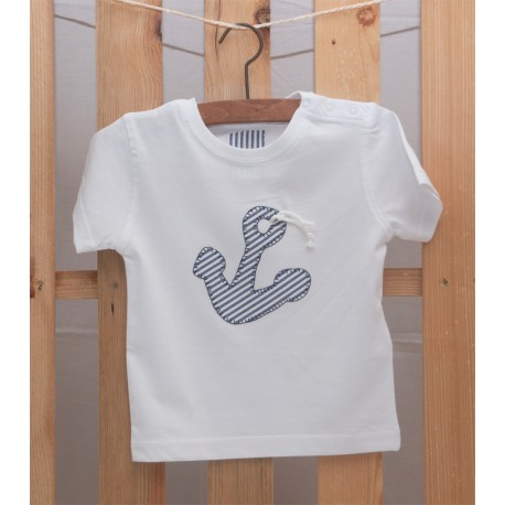 Camiseta Ancla Marinera
