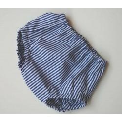 Culotte Rayas Azules